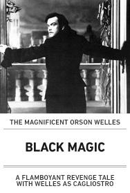 Poster: BLACK MAGIC