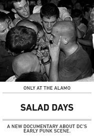 Poster: SALAD DAYS