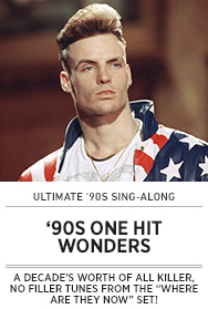 Poster: Ultimate 90s SAL - One Hit Wonders - 2015 upload