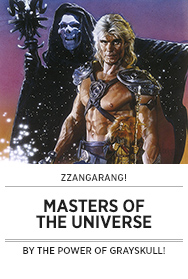 Poster: Zzangarang MASTERS OF THE UNIVERSE - 2015 upload