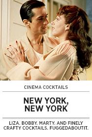 Poster: Cinema Cocktails NEW YORK, NEW YORK - 2015 Upload