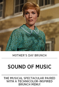 Poster: THE SOUND OF MUSIC Mother's Day Brunch - 2015 upload