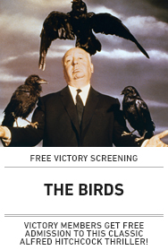 Poster: The Birds (Victory)