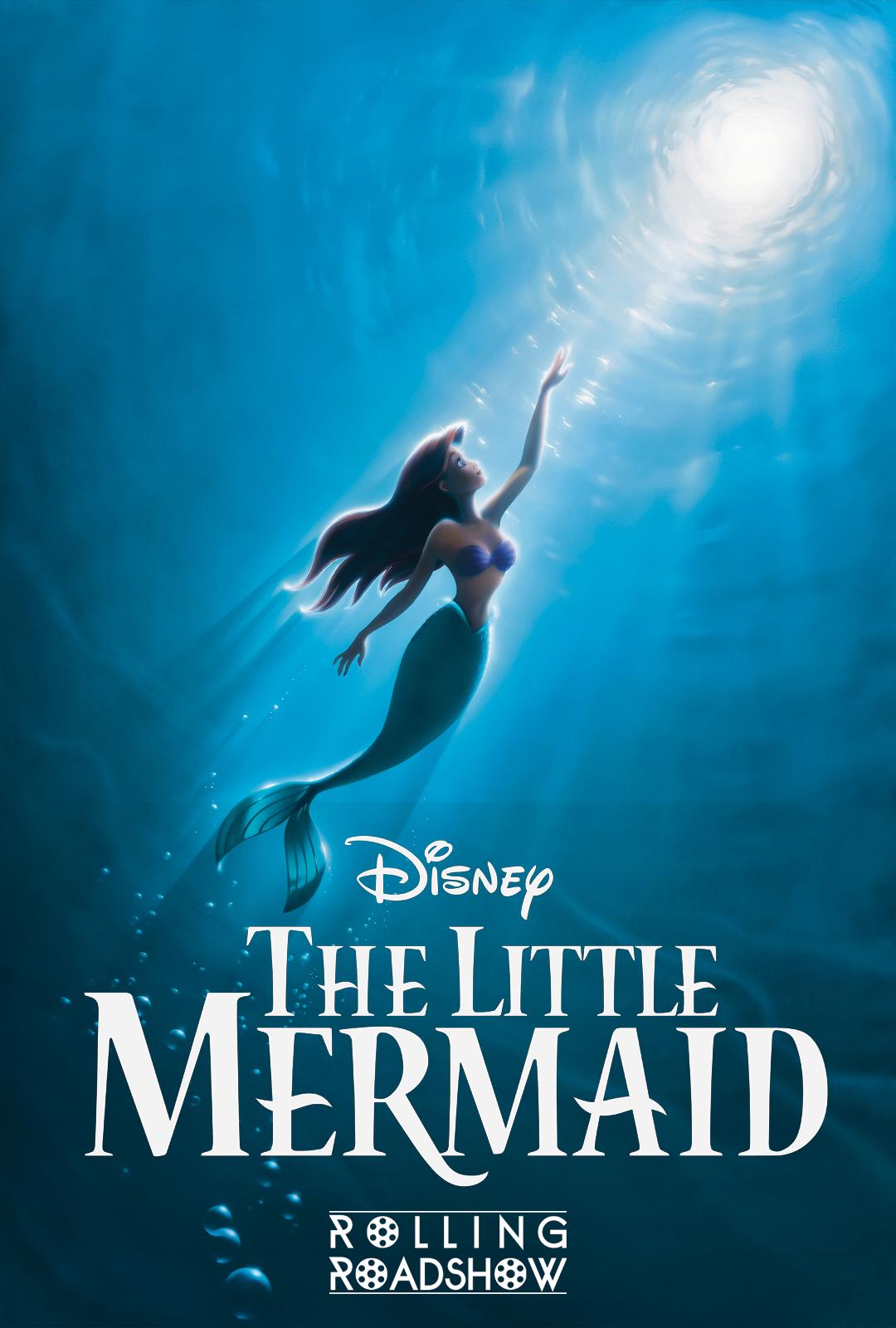 the little mermaid movie poster wwwimgkidcom the