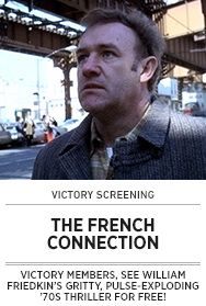 Poster: Victory THE FRENCH CONNECTION - 2015 upload