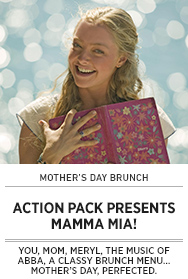 Poster: MAMMA MIA Mother's Day Brunch - 2015 upload