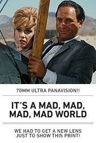 Poster: IT'S A MAD MAD 70mm