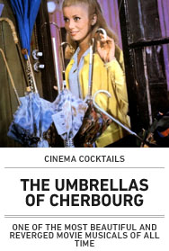 Poster: UMBRELLAS OF CHERBOURG