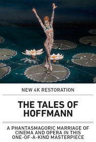 Poster: TALES OF HOFFMANN