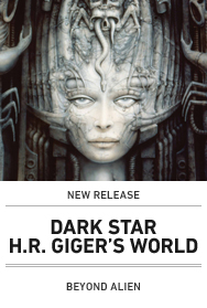 Poster: DARK STAR GIGER