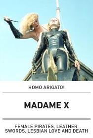 Poster: MADAME X