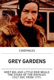 Poster: Grey Gardens (no tea)