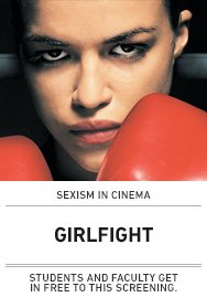 Poster: Girlfight