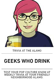 Poster: Geeks who Drink