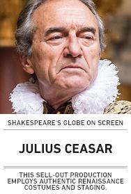 Poster: Julius Caesar