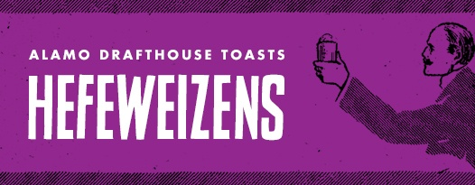Celebrate Hefeweizens with Saint Arnold this week at Vintage Park & Mason Park!