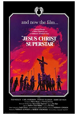 JESUS CHRIST SUPERSTAR with Ted Neeley