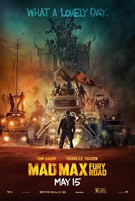 MAD MAX: FURY ROAD 2D