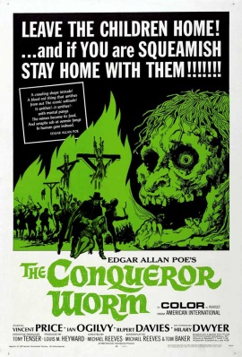 WITCHFINDER GENERAL aka THE CONQUEROR WORM