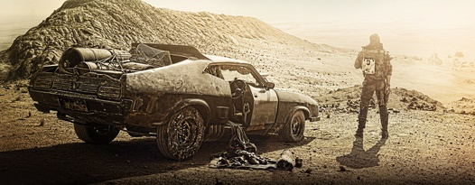MAD MAX: FURY ROAD live-streamed Q&A with George Miller!