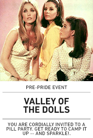 Poster: VALLEY OF THE DOLLS