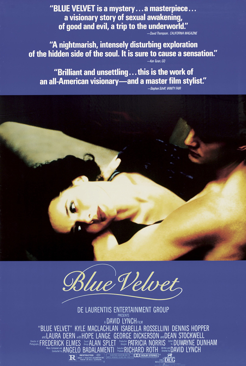 Joe Bob Briggs Presents: BLUE VELVET
