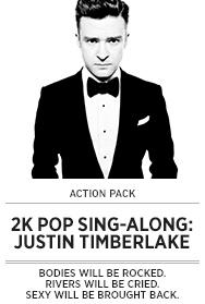Poster: 2kpop SAL - Justin Timberlake - 2015 upload