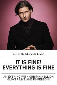 Poster: Crispin Glover