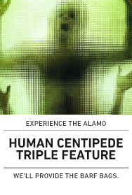 Poster: Human CENTIPEDE Triple Feature