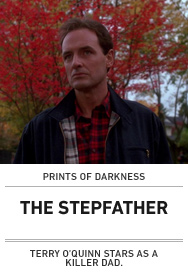 Poster: THE STEPFATHER (NY)