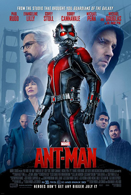 2D ANT-MAN