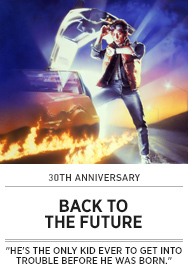 Poster: BACK TO THE FUTURE - 2015 upload
