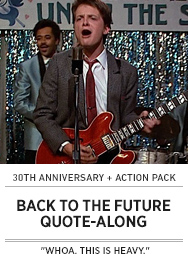 Poster: BACK TO THE FUTURE QAL