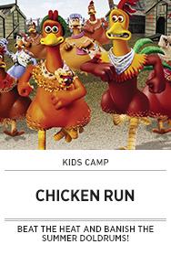 Poster: Kids Camp CHICKEN RUN - 2015 upload