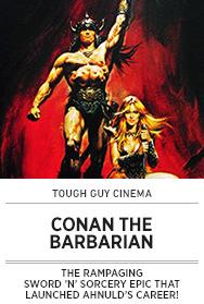 Poster: Tough Guy Cinema CONAN THE BARBARIAN - 2015 upload