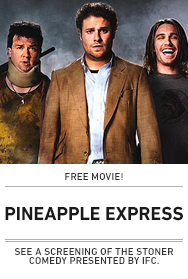 Poster: Pineapple Express