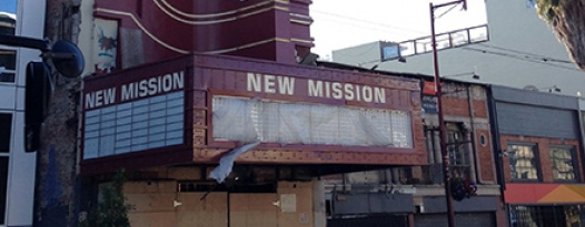 RESURRECTING THE NEW MISSION: CONSTRUCTION BLOG #2