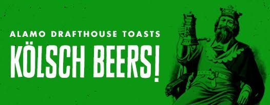 Alamo Drafthouse celebrates the Kolsch!