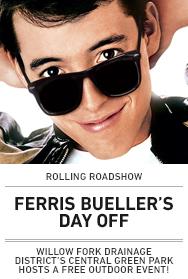 Poster: Ferris Bueller RRS (Houston)
