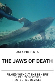 Poster: JAWS OF DEATH