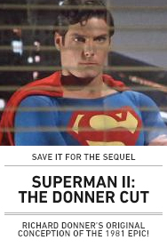 Poster: SUPERMAN II: THE DONNER CUT (2015 Sequel Series)