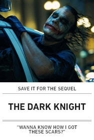 Poster: THE DARK KNIGHT (2015 Sequel Series)
