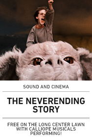 Poster: THE NEVERENDING STORY (2015 Sound and Cinema)