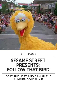 Poster: Kids Camp FOLLOW THAT BIRD - 2015 upload
