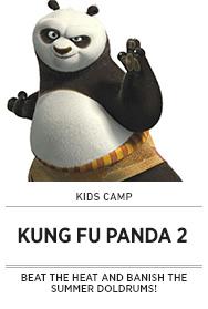 Poster: Kids Camp KUNG FU PANDA 2 - 2015 upload