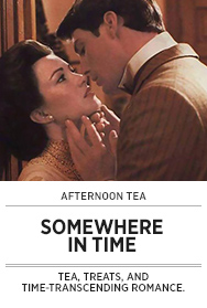 Poster: Afternoon Tea SOMEWHERE IN TIME - 2015 upload