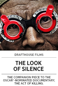 Poster: THE LOOK OF SILENCE - 2015 upload