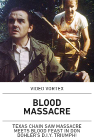 Poster: Video Vortex BLOOD MASSACRE - 2015 upload