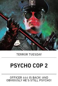 Poster: PSYCHO COP 2