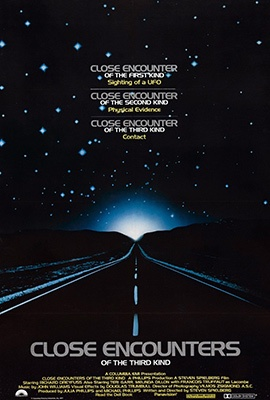 Free Victory Screening: CLOSE ENCOUNTERS OF THE THIRD KIND
